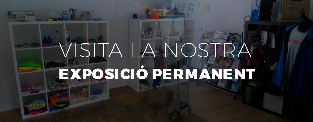 Visita la nostra exposició permanent